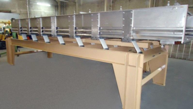 Empresas de montagem de máquinas