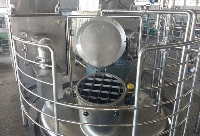 Máquinas e equipamentos para indústria alimentícia