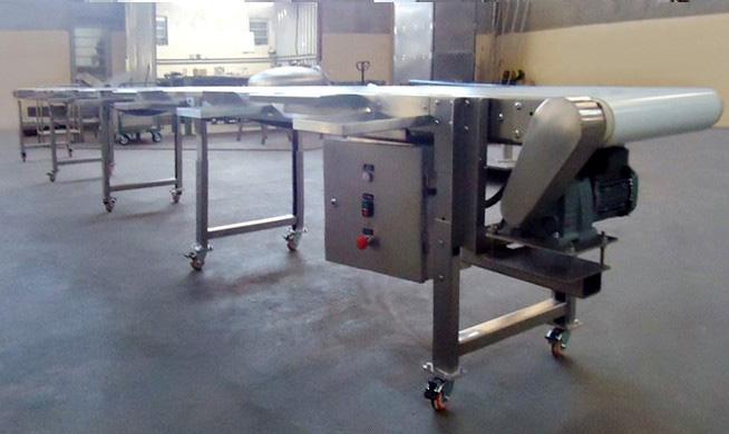 Montagem de máquinas e equipamentos