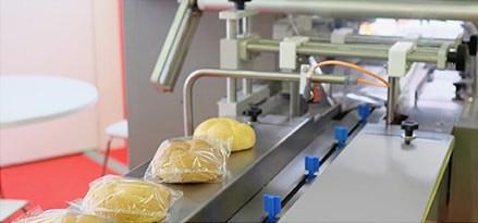 Manutenção de máquinas alimentícias
