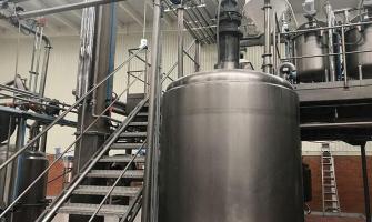 Maquinas para indústrias alimentícias