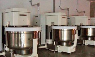 Máquinas de processamento de alimentos